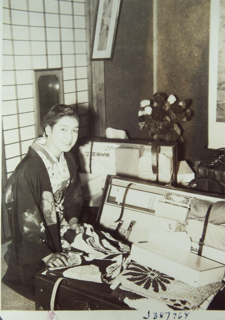 The Actress Setsuko Hara, 1937