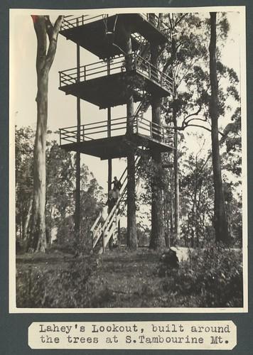 queensland statelibraryofqueensland lookouttowers slq