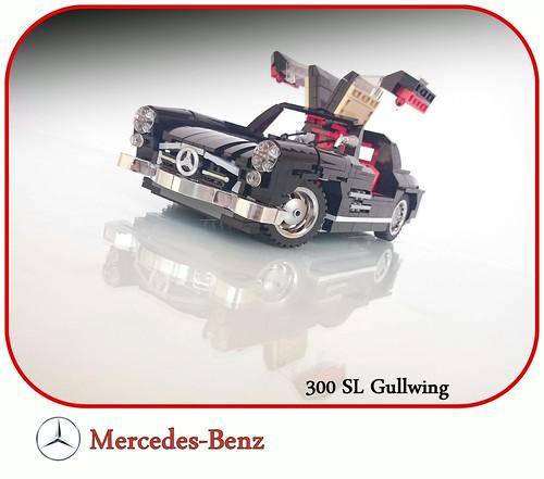 Mercedes-Benz 300SL (W198) | by Firas Abu-Jaber