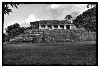 Palenque MEX - The Palace 04