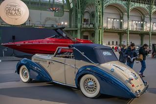 1946 Delahaye 135M Cabriolet (Pennock) - 150.000 à  200.000 â¬