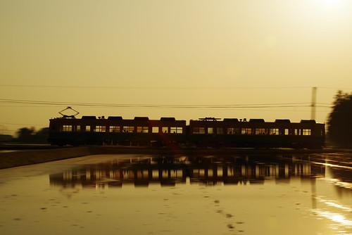 train toyama panning k1 富山地鉄 hdpentaxdfa★70200mmf28eddcaw
