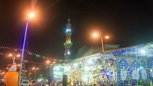El-Sayida Zeinab Mosque | by Kodak Agfa