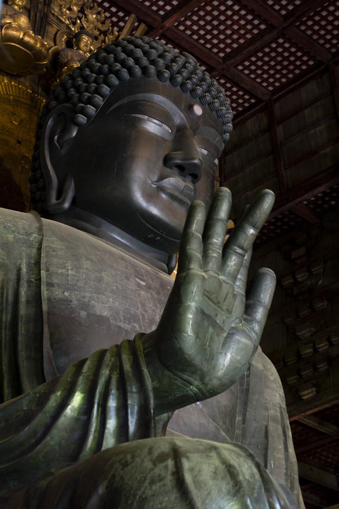 The Great Buddha of Nara 奈良の大仏