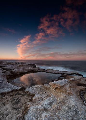 australia capebanks clouds landscape leefilters longexposure nsw rockshelf seascape sunrise sydney laperouse newsouthwales au