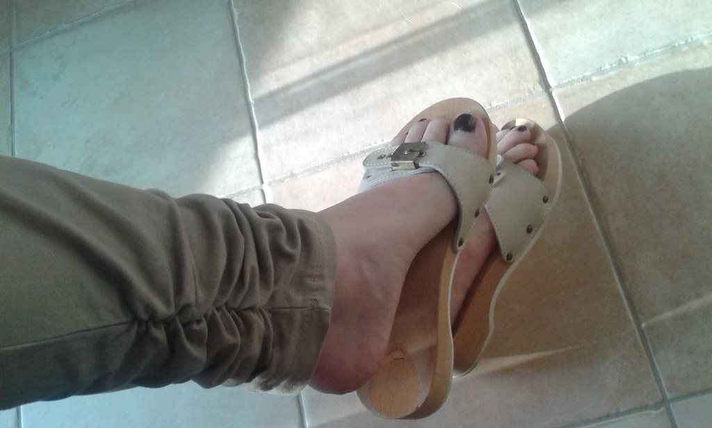 Style zoccoli Scholl Shoes
