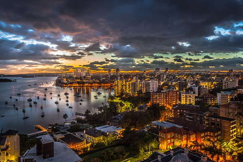 Elizabeth Bay | by A. v. Z.