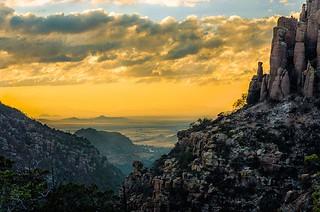 Chiricahua NM (window to desert) -. Viktor Posnov   by natparksandmore