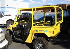 Super Yellow Roll Cage