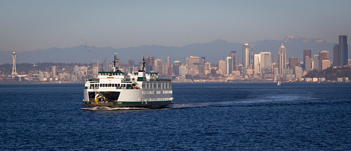 seattle winter ferry skyline canon landscape washington cityscape unitedstates cities places seattleskyline canon70200f4l richpassage washingtonstateferries mvkitsap canonef70200mmf4lisusm canon6d canoneos6d wsfkitsap
