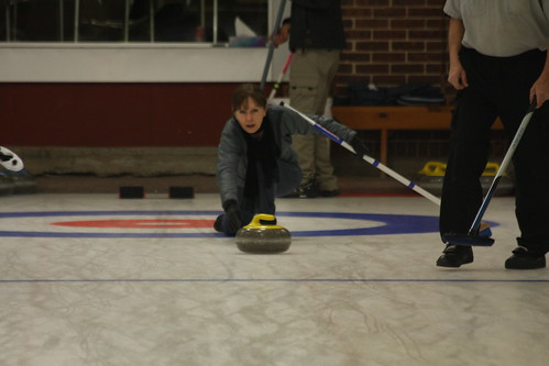 Norwood Thursday Curling | by Loimere