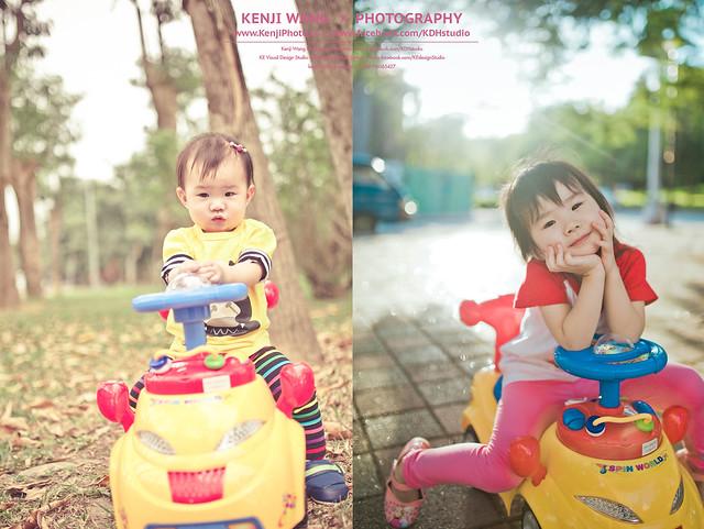 Kenji Wang x Family Photography