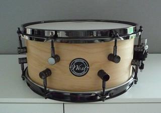 Batterie West Custom drum   by nombalierh