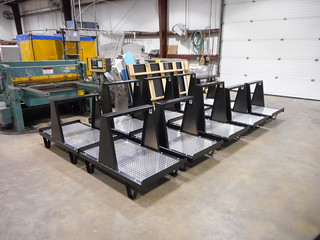 DOT Sign Transport Carts | by diversatechmanufacturing