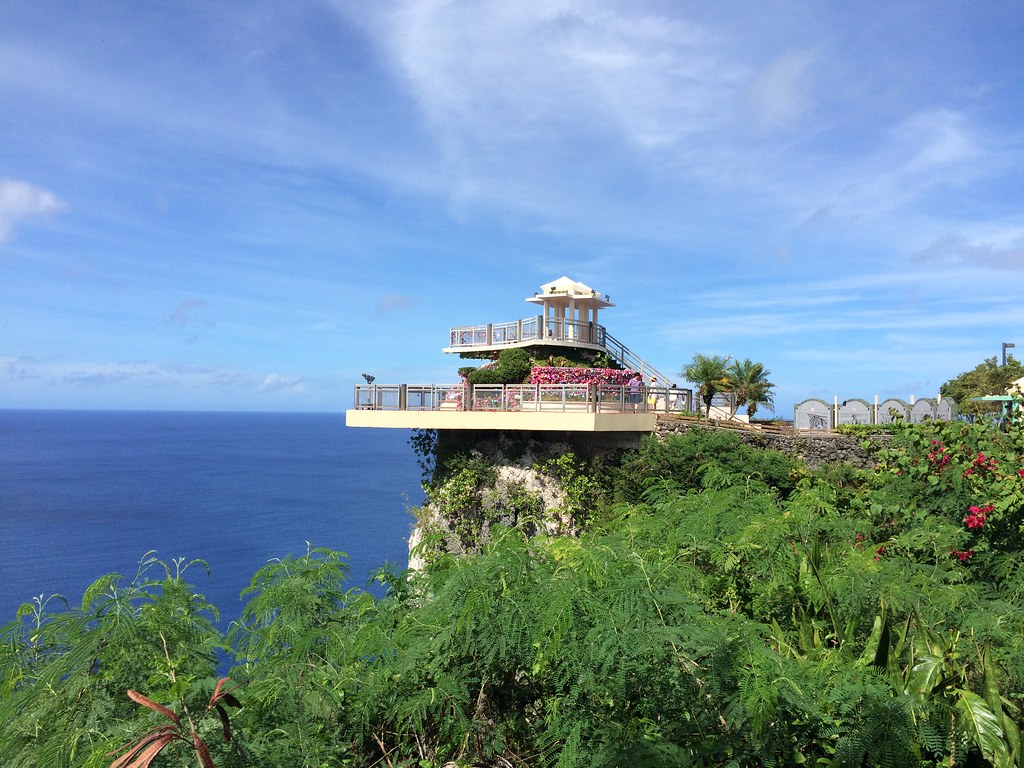 Picture From Two Lovers Point Guam This Is A Picture I To Flickr