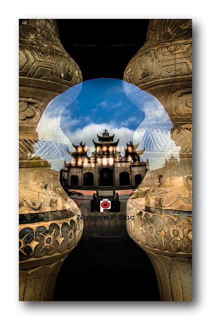 Nhà thờ đá Phát Diệm - Ninh binh