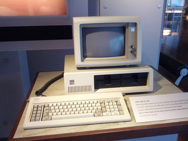 First PC I Ever Used
