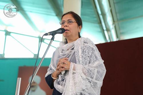 Anita Ajmani from Hari Nagar expresses her views