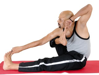 shooting bow pose  akarna dhanurasana  benefit the