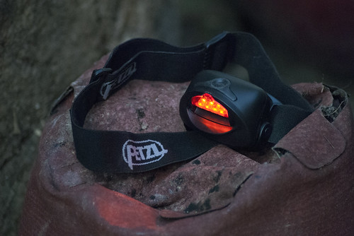 Pack Essentials: Petzl Headtorch