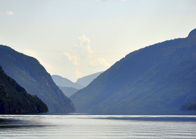 Bandak, Telemark, Norway