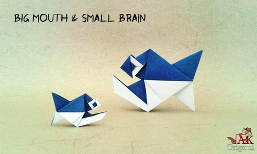 Big mouth & small brain | by quiet marverick