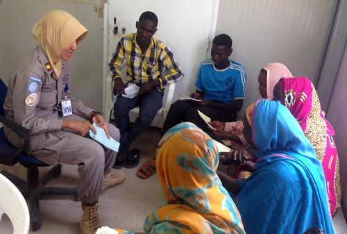 english darfur peacekeepers nyala idp southdarfur internallydisplacedpersons displacedpeople unamid