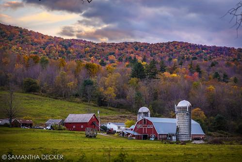 autumn fall arlington vermont farm newengland vt canonef24105mmf4lisusm canoneos6d samanthadecker