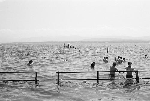Day 104 _  Swiss swimming   by Daniel Nowak