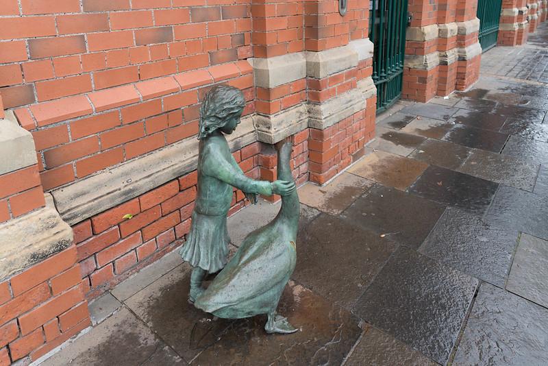 Escultura de Gordon Muir