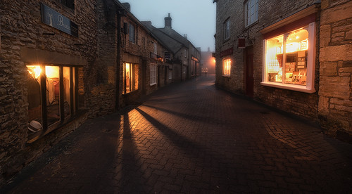 A Cotswolds Street | by jactoll