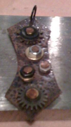 Hardware Pendant