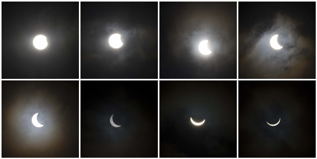 90% Eclipse 20/3/2015