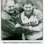 The Legend that is Barney Horisk