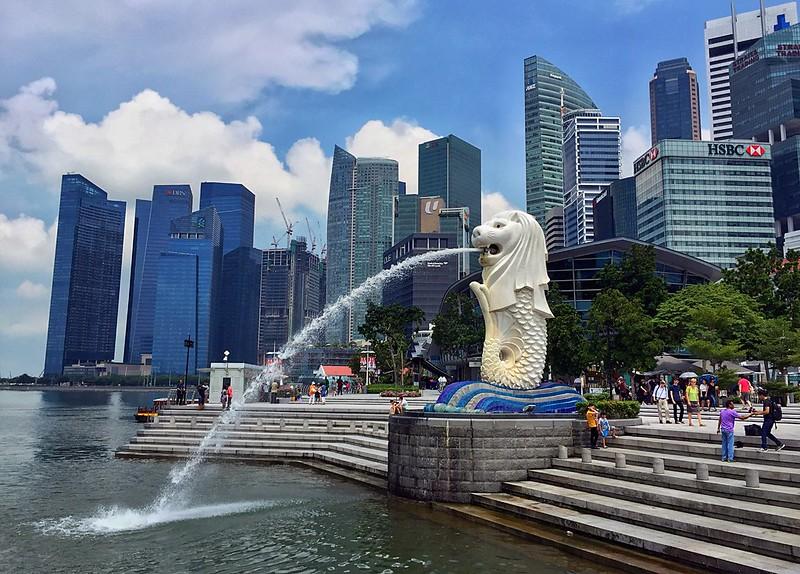 #Merlion #Singapore