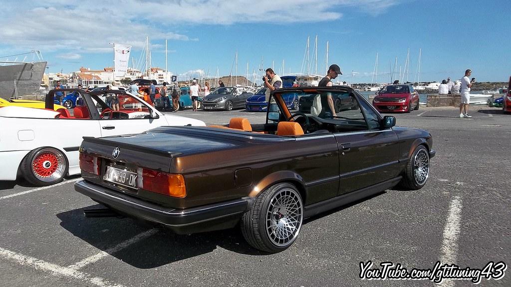 Bmw E30 Cabriolet Venez Regarder Ici Mon Film Du Cap D Agd
