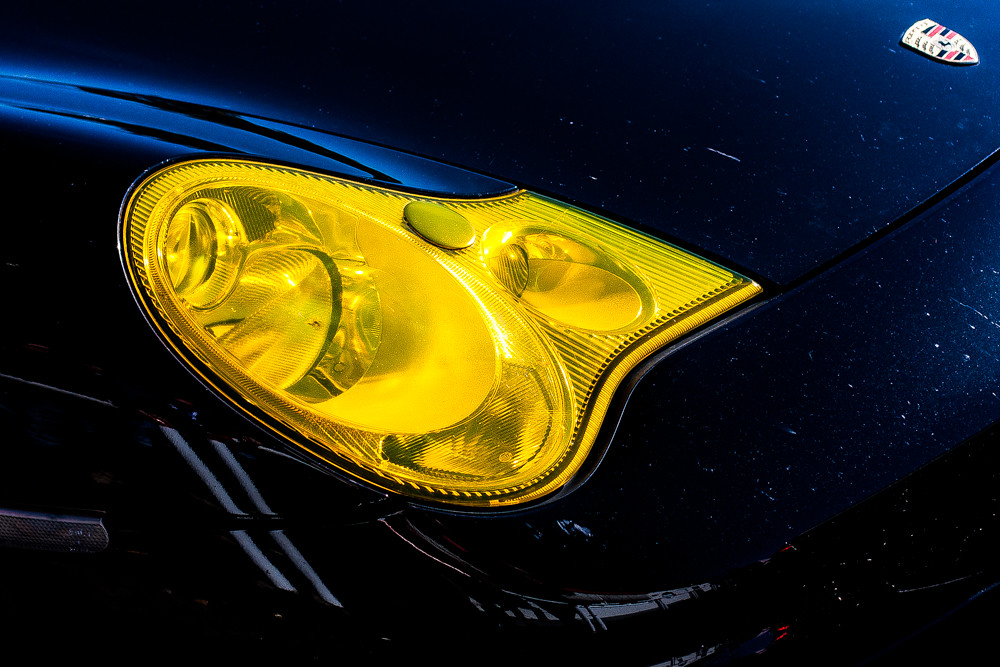 Porsche 911 (996) Headlight