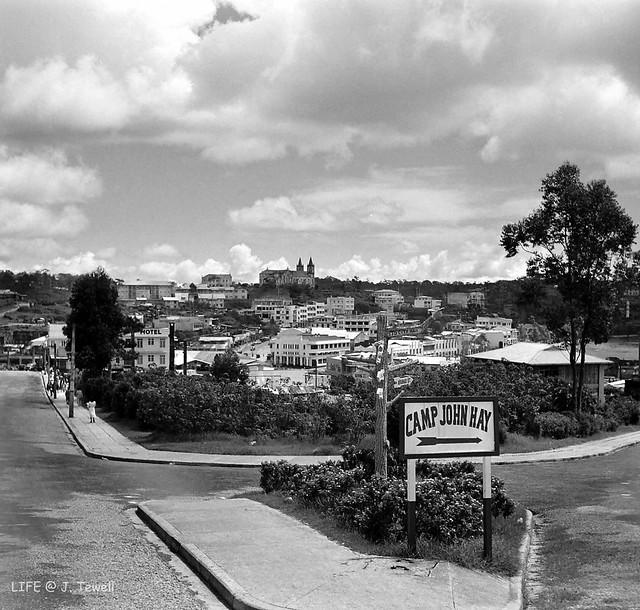 Baguio, Philippines, 1949