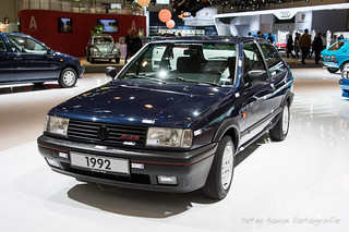 Volkswagen Polo II G40 - 1992 | by Perico001