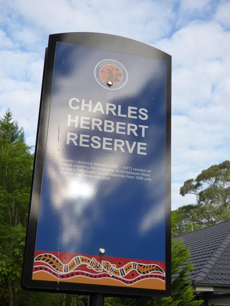 Whitehaven Rd & Charles Herbert Reserve, Northmead, NSW
