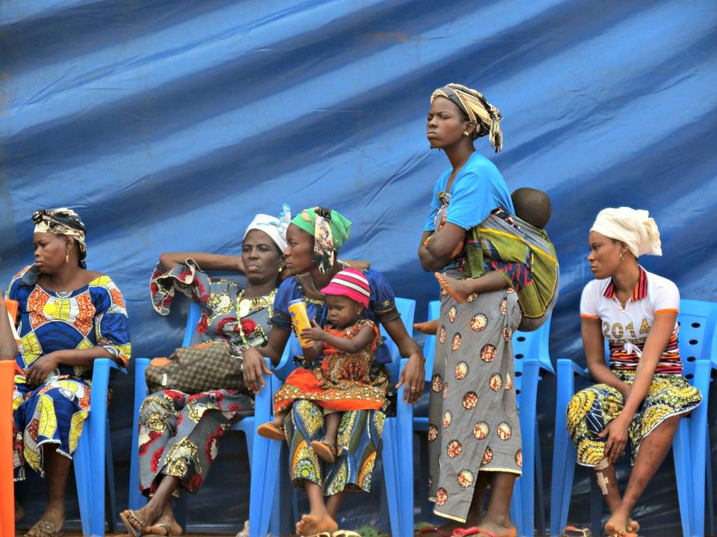 Voodoo Festival in Allada | Benin, West Africa. Allada