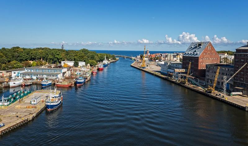 Kołobrzeg Harbour