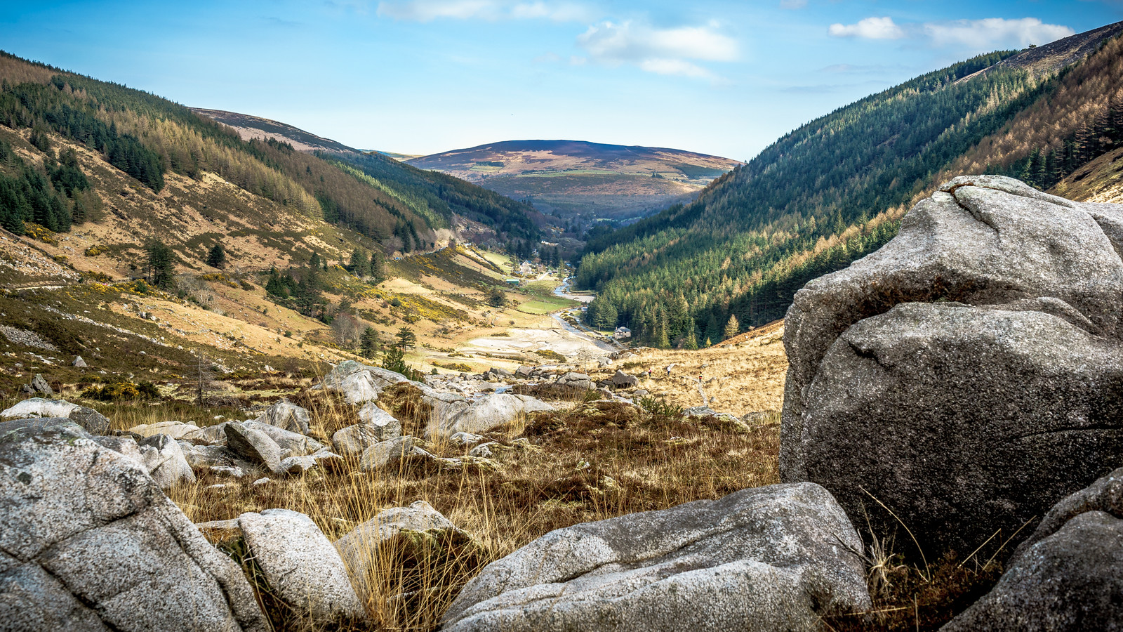 Glendalough, Wicklow, Ireland - Landscape photography