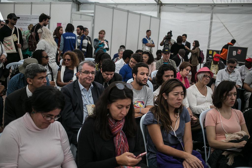 Fórum Social Mundial • Tunísia • 2015
