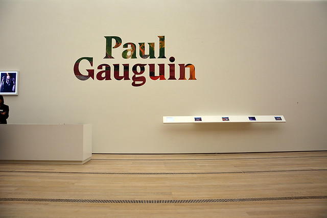 Exhibition Paul Gauguin- Fondation Beyeler, Riehen
