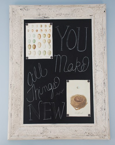 Chalkboard Design | by A Storybook Life