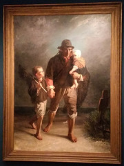 Aan moeders graf (1856) - Jozef Isra�ls