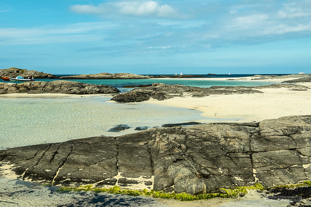 Sanna Magic. Beach paradise.