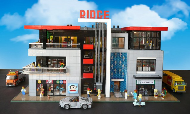 LEGO The Ridge Modern Townhouse