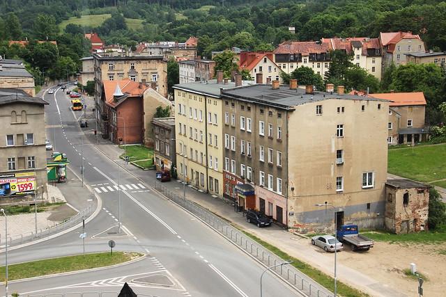 City overview , Wałbrzych 11.06.2016